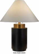 Sonneman Tondo Alto Contemporary Table Lamp