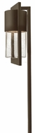 Hinkley 1547KZ Dwell Buckeye Bronze Modern Outdoor Post Light Fixture
