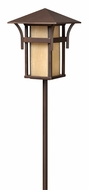 Hinkley 1560AR Harbor Craftsman Post Light/Pier Mount Fixture