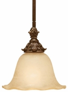 Kichler 3498PRZ Cheswick Parisian Bronze Traditional Mini Pendant