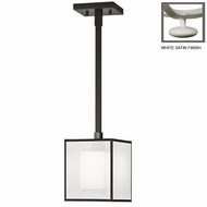 Fine Art Lamps 331040 Black & White Story 7 Inch Diameter Contemporary Mini Pendant Lighting