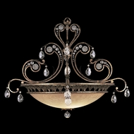 Fine Art Lamps 136942 A Midsummer Night's Dream Ornate Crystal 3-light Pendant Lamp
