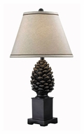 Kenroy Home 32114ABZ Spruce Aged Bronze 29 Inch Tall Lighting Table Lamp