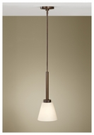 Feiss for Less P1227HTBZ Nolan Mini Pendant Light