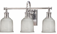 Hudson Valley 1973 Keswick 3 Light Bathroom Fixture
