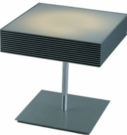 ET2 E22184-11 Alumina Contemporary Square Table Lamp