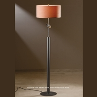 Hubbardton Forge 23-2820 Gallery Single Twist 59 Inch Tall Floor Lamp Light