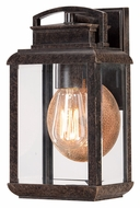 Quoizel BRN8406IB Byron Small 12 Inch Tall Exterior Sconce - Imperial Bronze