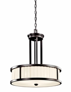 Kichler 42057OZ Blaine Camargo Inverted Pendant Light