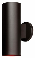 Access 20444-BRZ Poseidon�Bronze 12 Inch Tall Transitional Outdoor Wall Light