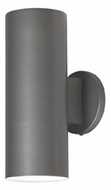 Access 20444-SAT Poseidon�Transitional Satin Finish 12 Inch Tall Outdoor Sconce