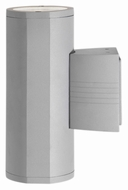 Access 20388MG Trident Small 10.5  Outdoor Wall Sconce in Bronze or Satin Nickel