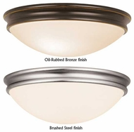 Access 20724 Atom Contemporary Outdoor Flush Mount Ceiling Light