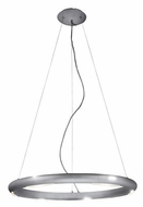 Kenroy Home 90862SIL Annello Modern Halogen Pendant Light