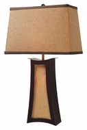 Dimond D1834 Convergence Transitional 28 Inch Tall Wooden Table Lamp Lighting