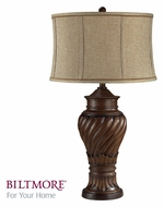 Dimond D2038 Commodore 33 Inch Tall Lake Ridge Table Light - Transitional