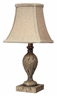 Dimond 93-10029 Sydney 17 Inch Tall Martinique Warm Wood Table Lamp