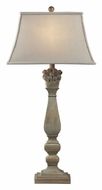 Dimond 93-9115 Bidarry Transitional Style 35 Inch Tall Wooden Table Lamp