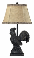Dimond 93-91391 Braysford Black 25 Inch Tall Bed Lamp