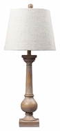 Dimond 93-9248 Taylorsville Transitional 28 Inch Tall Wooden Table Lamp