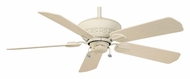 Casablanca 4726D Estrada 5 Blade Transitional Navajo White Ceiling Fan