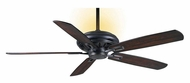 Casablanca 64716 Holliston Transitional Bullion Black Finish 60 Inch Span Home Ceiling Fan