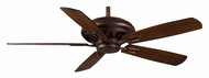 Casablanca 66152 Holliston DC Brushed Cocoa Finish 60 Inch Span Home Ceiling Fan