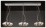 PLC 23416PC Calice 15-light Multi-Pendant Light