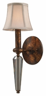 ELK 11330/1 Crestview 1 Light Spanish Bronze Finish 15 Inch Tall Wall Light Sconce