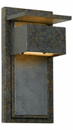 Zephyr Contemporary Outdoor Wall Sconce - 14 inches