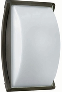Hinkley 1650-BZ-EST Atlantis 10 1/2 inch outdoor fluorescent wall sconce with Bronze finish