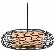 Corbett Cesto Large Rustic Pendant Light