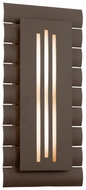 Troy BL3363 Dayton Large 21 Inch Tall Modern LED Outdoor Wall Light Fixture