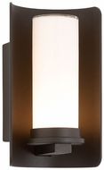 Troy BL3391 Drake LED Bronze Finish Outdoor Sconce Lighting