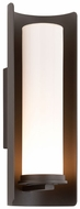 Troy BL3393 Drake Contemporary 19 Inch Tall LED Exterior Wall Light Fixture