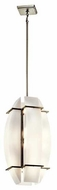 Kichler 42420NI Crescent View Contemporary Pendant Light