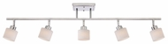 Quoizel PF1405C Pacifica Chrome 44 Inch Long 5 Lamp Monorail Lighting