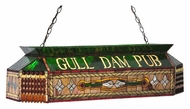 Meyda Tiffany 115292 Personalized Gull Dam Pub 9 Lamp 40 Inch Wide Billiard Light Fixture