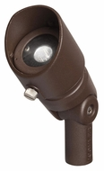 Kichler 16001AZT Textured Architectural Bronze 35 Degree Flood Light Accent Lighting Fixture - LED