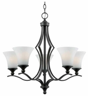 Quoizel SR5005IN Sarah 5-Light Chandelier