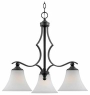 Quoizel SR5103IN Sarah 3-Light Chandelier
