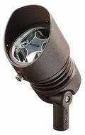Kichler 16009AZT Textured Architectural Bronze 13W LED Outdoor Spot Light