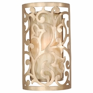 Corbett 73-11 Philippe Small Wall Sconce in Parisian Gold