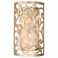 Corbett 73-12 Philippe Large Wall Sconce in Parisian Gold