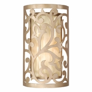 Corbett 73-21 Philippe Small Outdoor Wall Sconce in Parisian Gold