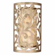 Corbett 73-22 Philippe Large Outdoor Wall Sconce in Parisian Gold