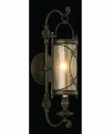 Corbett 67-11 St. Moritz 1 Light Wrought Iron Wall Sconce