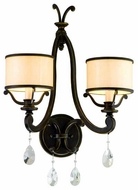 Corbett Roma 2-Lamp Wall Sconce