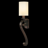 Fine Art Lamps 439250 Portobello Road Tortoise Bronze Wall Lamp Sconce