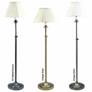 House of Troy CL201 Club Adjustable Floor Lamp